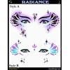 Airbrush Template-Radiance